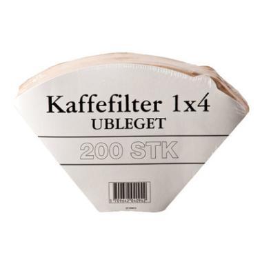 Filterposer 1x4 ubleget 200stk