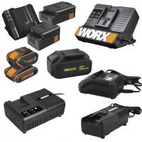 Accu batteri og lader