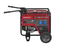 Honda EM5500 Generator Elstart