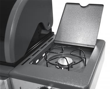 Billig Gasgrill Med 3 Brændere : Gasgrill thor 410 ps v2.0 4 brÆnder si til billige priser