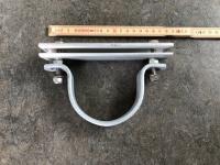 Kæbebeslag f/mont på Ø89mm enk