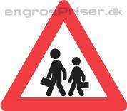 Børn 70cm A22 tavle