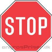 Fuld Stop 90cm B13 tavle