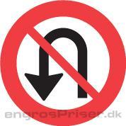 Vending Forbudt 70cm C12 tavle