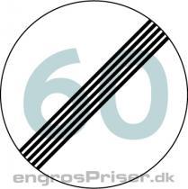 Ophør Hastighedsbegr 70cm C56
