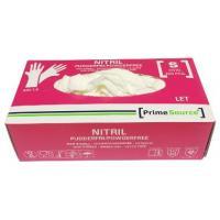 Nitril handske Sens hvid u/pud S 200stk